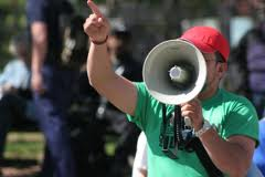 activistbullhorn