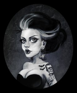 bride_of_frankenstein_by_niafarrell-d5j8u11