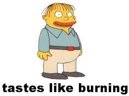 wiggum-burning